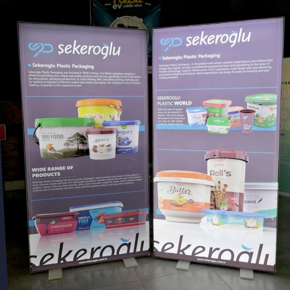 Lightbox Setleri - Ayaklı Ledbox - Ledbox Pano - İstanbul Lightbox