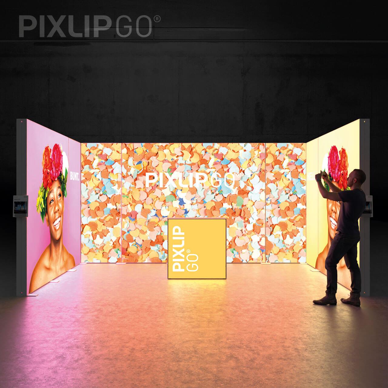 Lightbox Setleri - PIXLIP-GO-STAND-RL5030