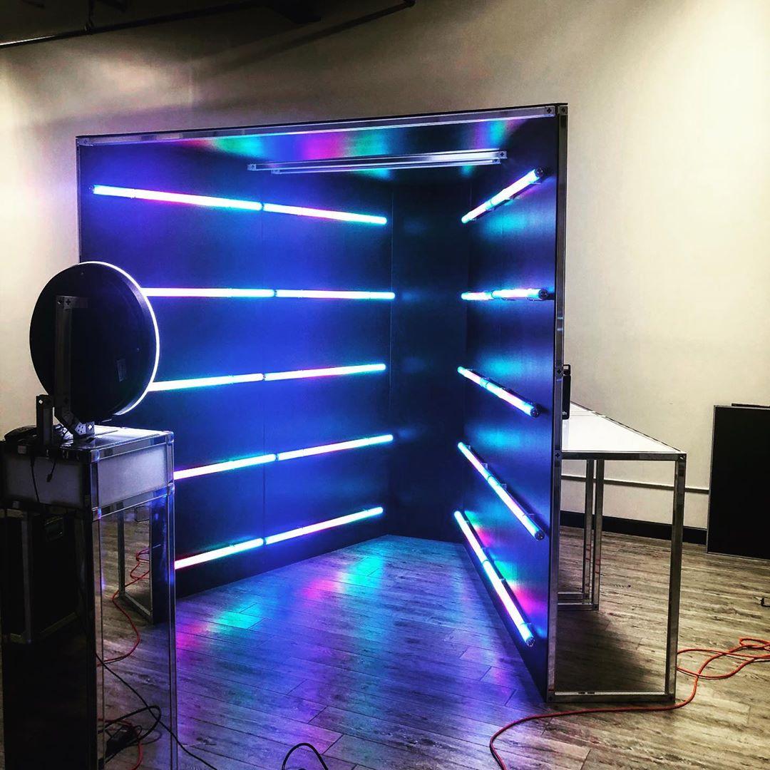 Moduler Sahne Arkası Lightbox - Backdrop
