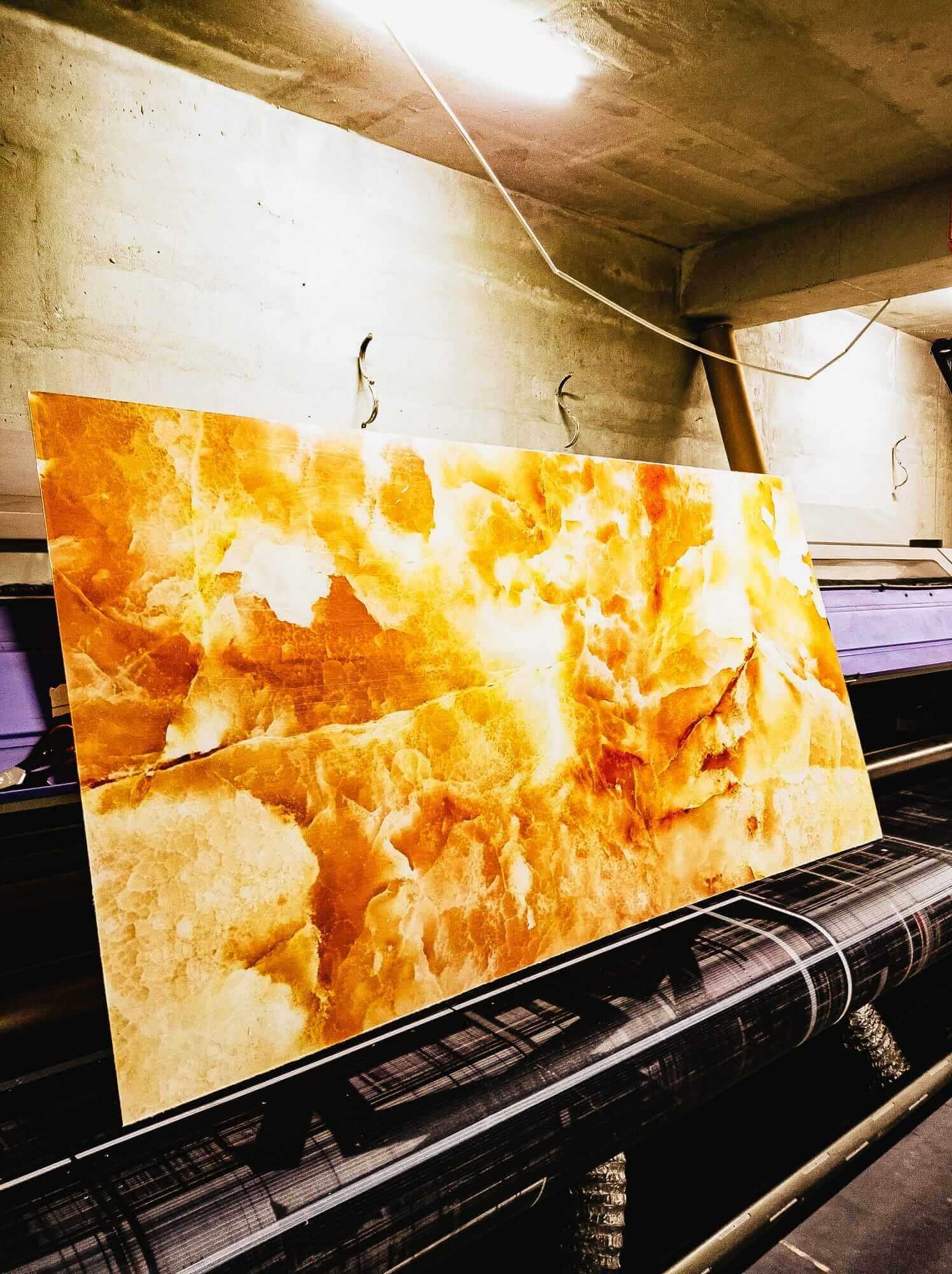UV cam baskı dekopa istanbul